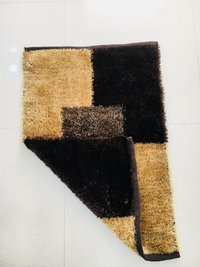 Cotton Polyster Rug(Double Faced)