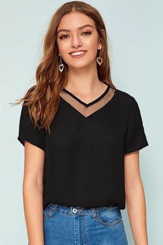 Tipsy 351 Black T-Shirt