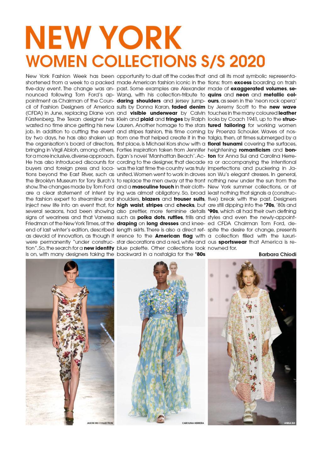 SHOWDETAILS WOMEN MILAN NEWYORK NO 29