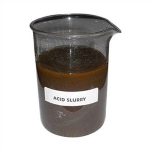 Detergent Acid Slurry
