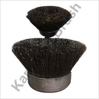 Smooth Hair Cup Brushes