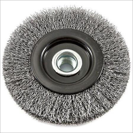 Circular Industrial Wire Brush