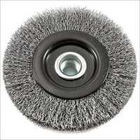 Circular Industrial Wire Brush
