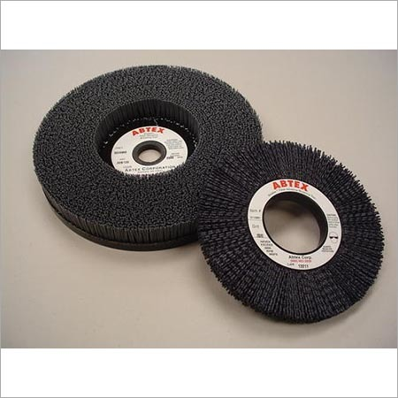 Bottom Abrasive Brushes