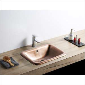 545 x 380 x 185 mm Ceramic Wash Basin