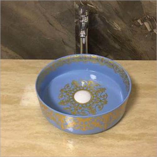 Round Art Wash Basin