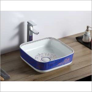 385 x 385 x 135 mm Art Wash Basin