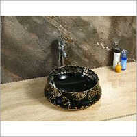 400 x 400 x 140 mm Ceramic Art Basin