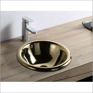 420 x 420 x 200 mm Ceramic Art Wash Basin