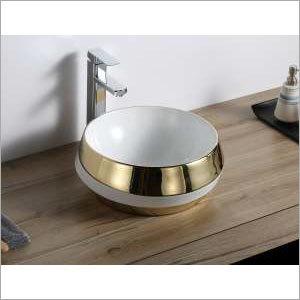 400 x 370 x 155 mm Ceramic Art Wash Basin