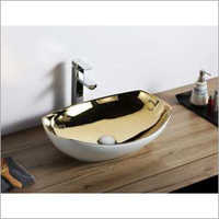 560 x 395 x  160 mm Ceramic Art Wash Basin