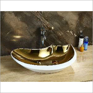 650 x 440 x  130 mm Ceramic Art Wash Basin