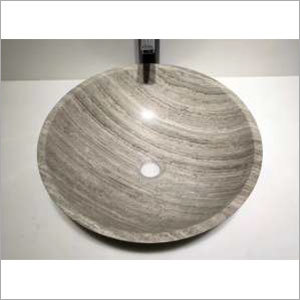 430 x 430 x 135 mm Natural Stone Wash Basin