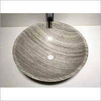430 x 430 x 135 mm Natural Stone Wash Basin