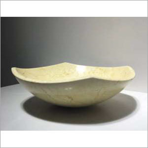430 x 430 x 135 mm Natural Stone Bathroom Wash Basin