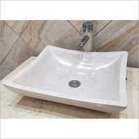 460 x 410 x 120 mm Natural Stone Bathroom Wash Basin