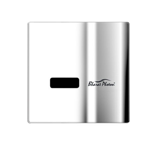 BHARAT PHOTON Urinal Sensor Mirror chrome Plate