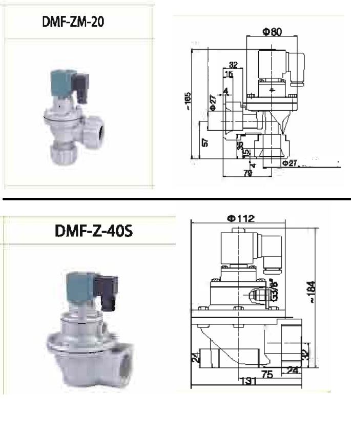 DMF ZM 40 S