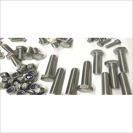 410 Stainless Steel Nut Bolt