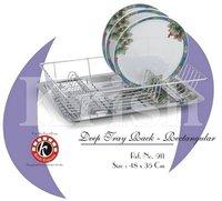 Rectangular Dish Rack