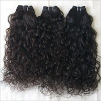 Raw Vintage Curly Human hair