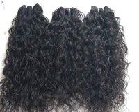 Raw Vintage Curly Human hair