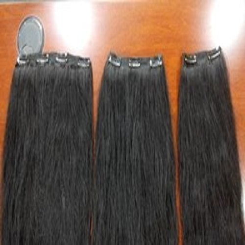 HUMAN HAIR CLIP HAIR EXTENSION