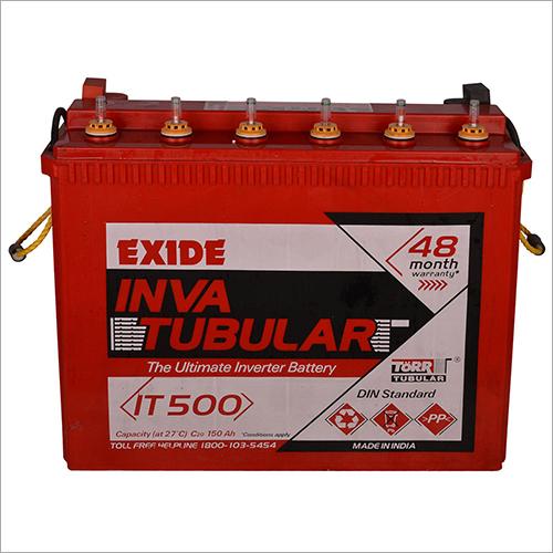 Exide Tubular Inverter Battery