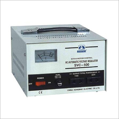 AC Automatic Voltage Stabilizer