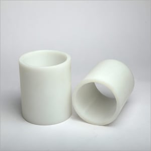 White HIPS Pipe Core