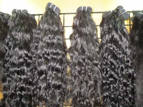 RAW INDIAN HAIR LOOSE WAVY HAIR