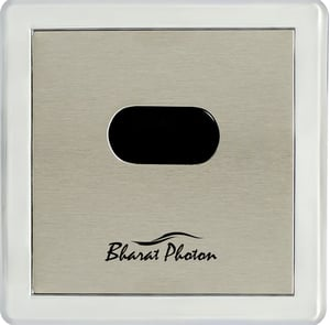 Brushed stainless steel Urinal Sensor Plate
