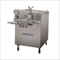 ice cream homogenizer / milk homogenizer