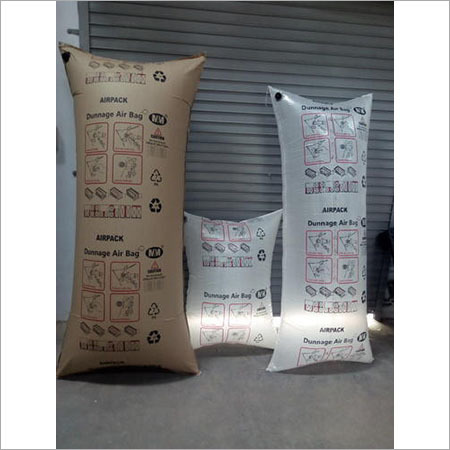 Kraft Paper Dunnage Bag