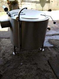 Gas Milk Boiler