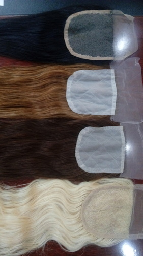 WIGS LACE CLOSURE HAIR