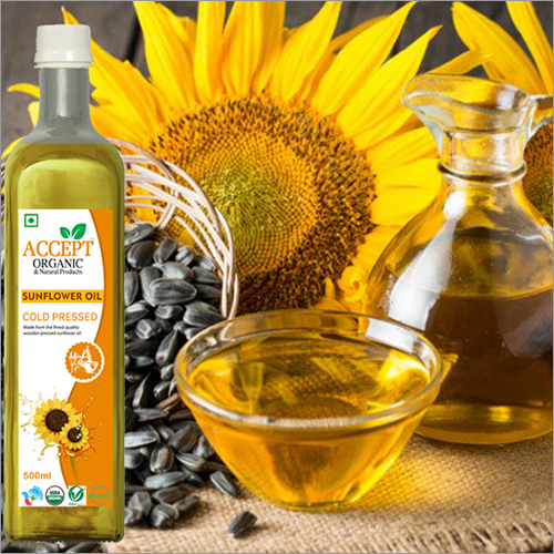 Cold Press Edible Oil