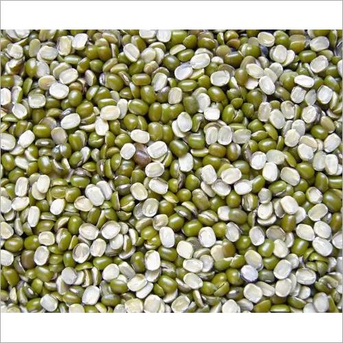 Organic Green Split Moong Dal