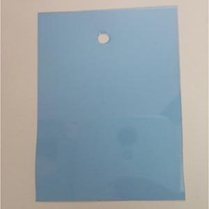 Plain PVC Hang Tag