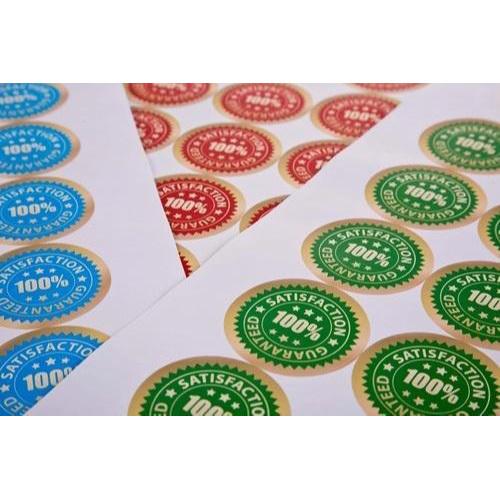 Printed Sticker