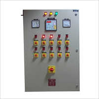 Power Factor Control Panel