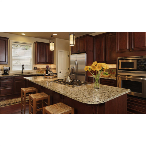Kitchen Granite Countertop Platform Job Work Services