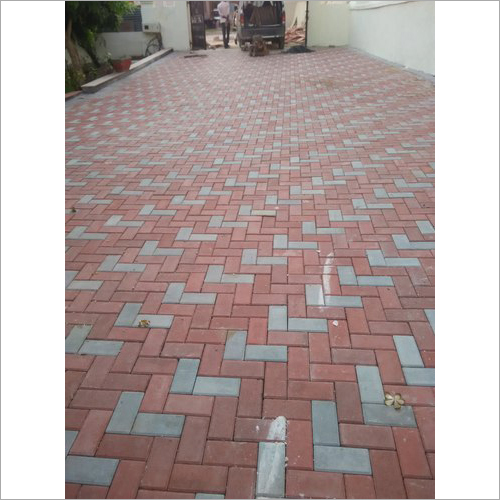 Paver Block Fixing Job Work Services