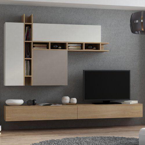 Customized Wooden Tv Unit