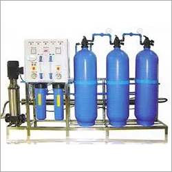 Softening Treatment Plant