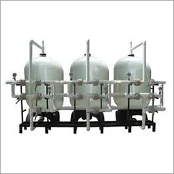 Industrial ION Removal Plant
