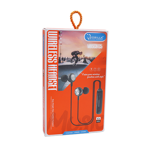 Wireless Stereo Headset- Neckband (025)