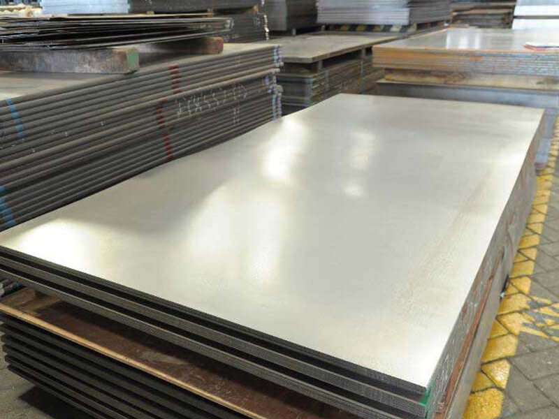 Stainless Steel Plate