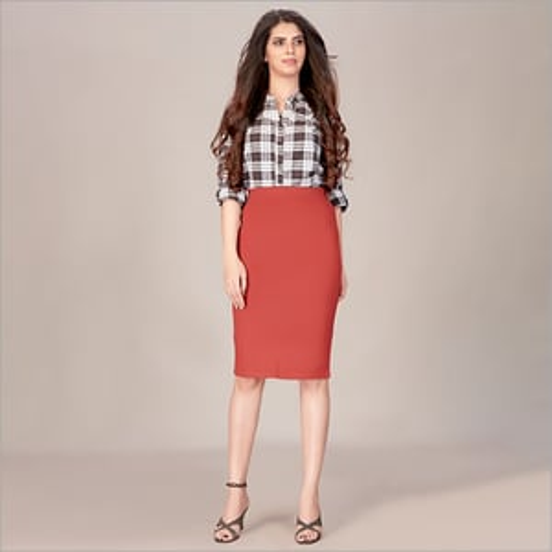 Fashionable Casual Skirt