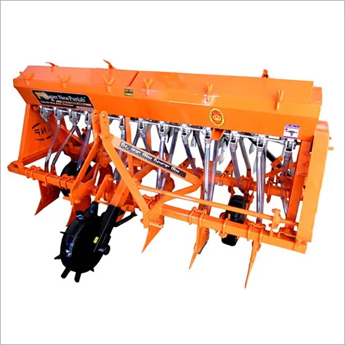 Agriculture Zero Till Seed Drill